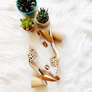 Dolce Vita Cheetah Sandal